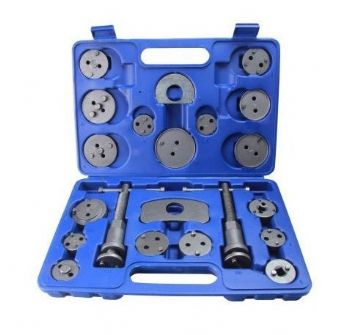 21pc Brake Caliper Piston Wind Back Tool Set left & right handed US PRO 6196
